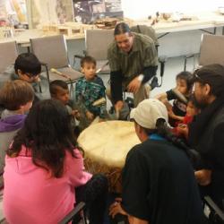 afcc family drumming program